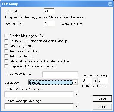 GRATUIT 1.10 TYPSOFT FTP TÉLÉCHARGER SERVER
